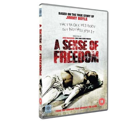 A Sense Of Freedom DVD sweepstakes