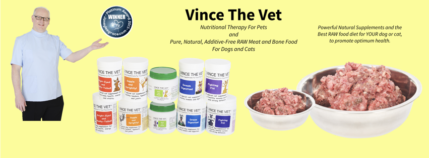 Vince the vet original
