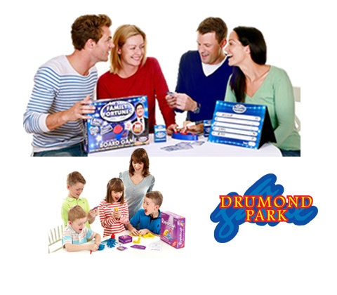 Family Fortune & Rapid Dough Games sweepstakes