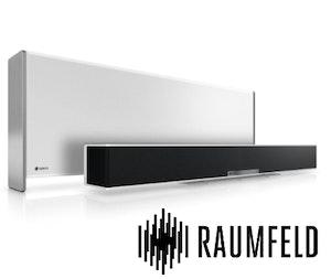 Raumfeld soundbar 450x380