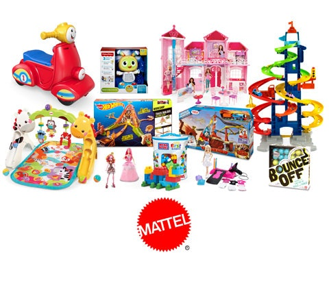 Mattel christmas