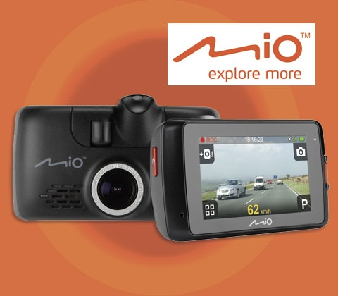 Win a MiVue 638 Touch dash cam sweepstakes