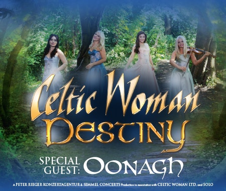 Celtic woman 2016 450x380px