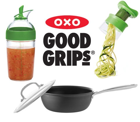 Win 4 x sets of OXO kitchen tools sweepstakes