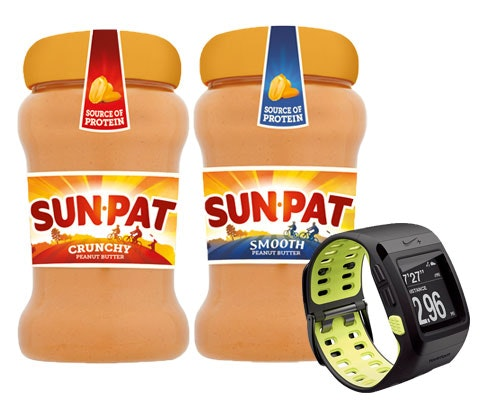 Sun-Pat sweepstakes