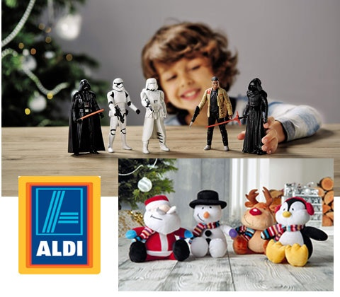 Win 2 x £50 Aldi voucher sweepstakes