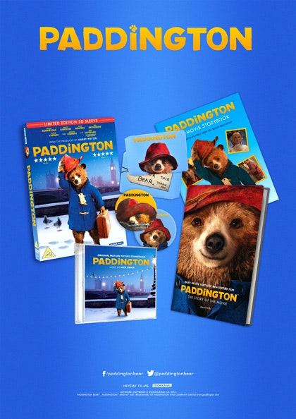 Paddington bundle a