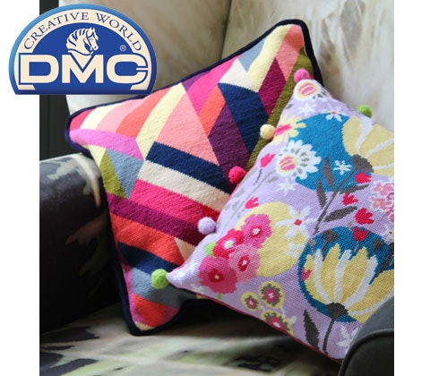 Win 5 x tapestry kits from DMC Creative World sweepstakes