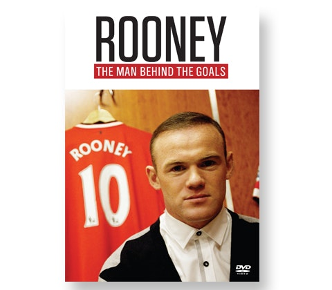 Rooney: The Man Behind The Goals on DVD sweepstakes