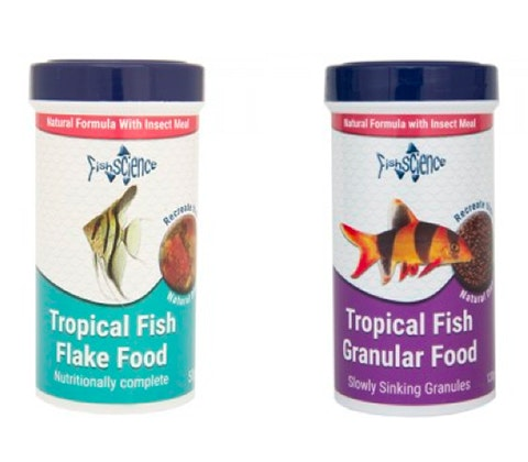 December 2 fish science foods