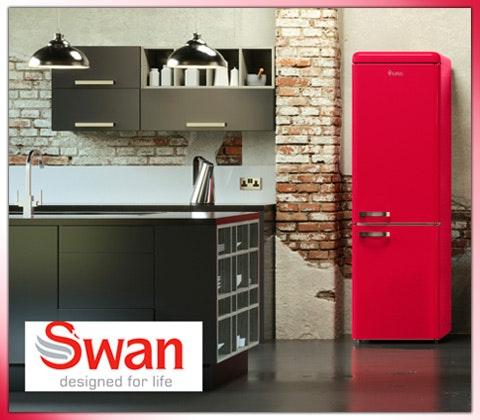 Swan fridge freezer sweepstakes