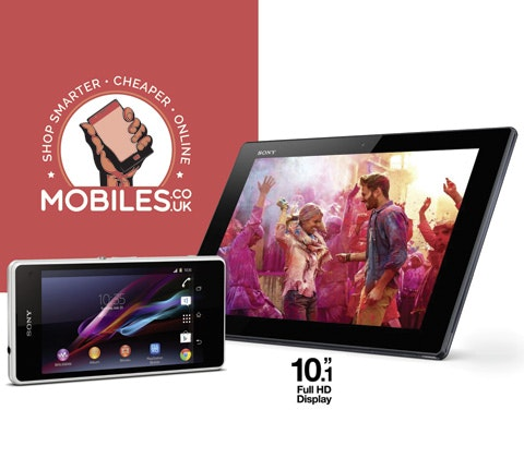 Sony Xperia phone and Xperia tablet sweepstakes