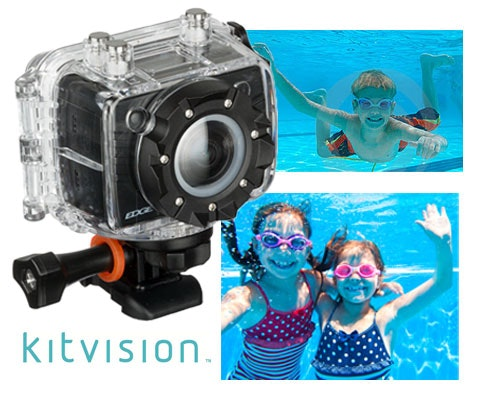 Kitvision Action Cameras sweepstakes