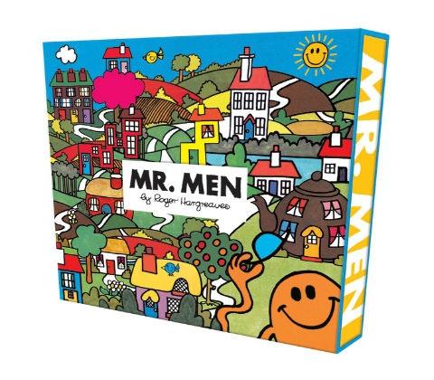 Mr men treasury