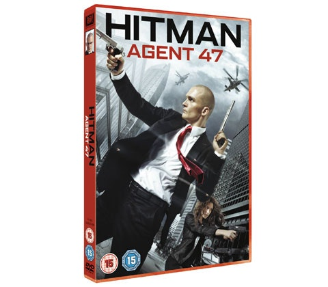 Hitman sweepstakes