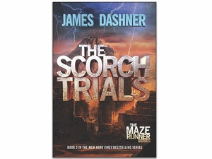 Scorch trials book giveaway 2