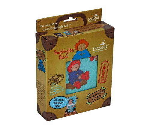 Win totseat paddington duck egg boxed
