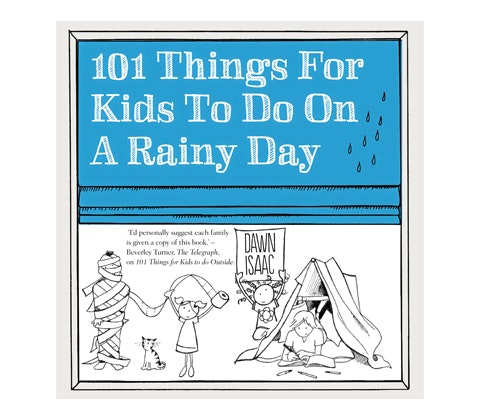 Win 101 things for kids to do on a rainy day front cover