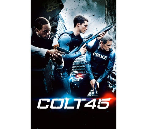Colt 45 DVD sweepstakes