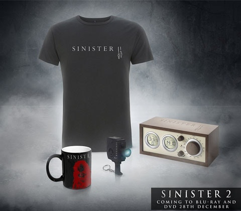 Sinister 2 DVD sweepstakes