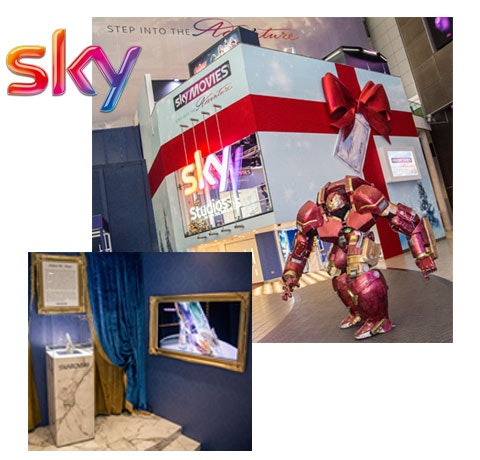 Sky TV Package sweepstakes