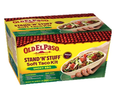 Old El Paso Stand 'N Stuff sweepstakes