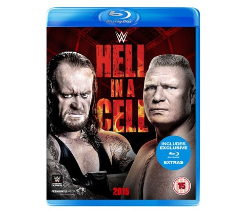 Hell In a Cell sweepstakes