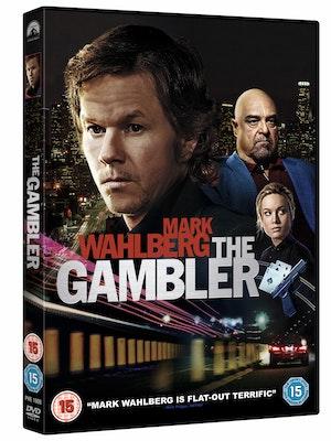 Gambler 1disc dvd retail 3d