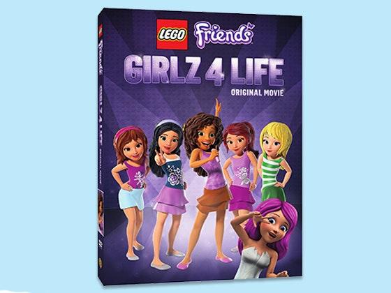 Lego girlz4life giveaway