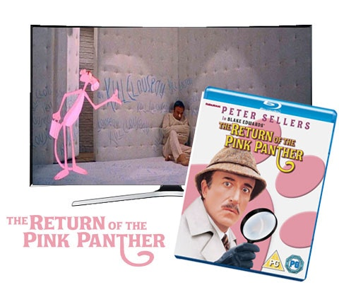 Return of pink panther