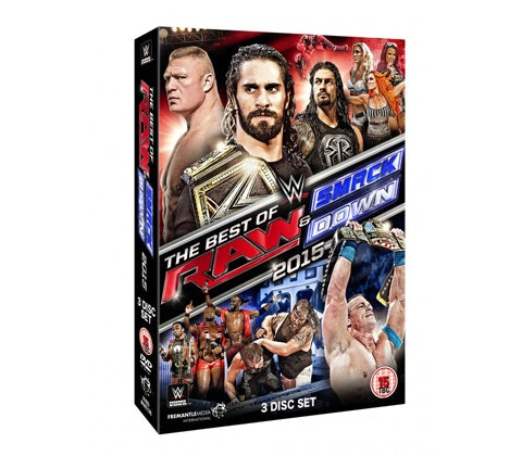 Win - WWE: Best Pay Per View Matches 2015 on DVD sweepstakes