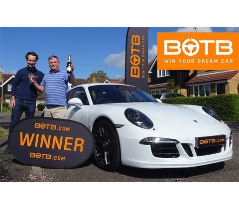 BOTB fuel voucers sweepstakes