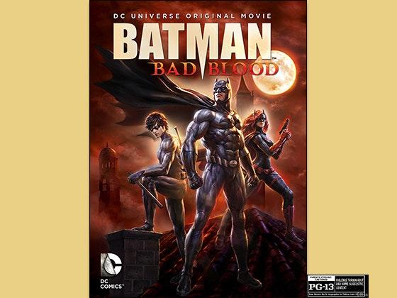 Batman badblood giveaway1