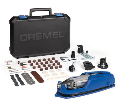 WIN A DREMEL 4200 MULTI-TOOL EZ WRAP KIT WORTH £139.99 sweepstakes