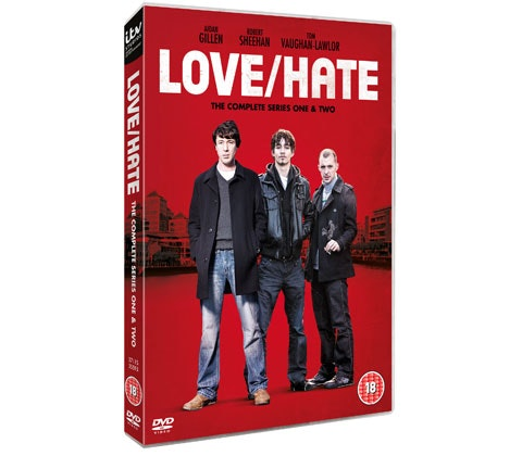 Love/Hate The Complete Series One & Two sweepstakes