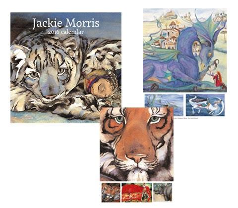 Jackie Morris Calendars sweepstakes
