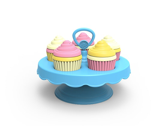 Green toys cupcake 560x420