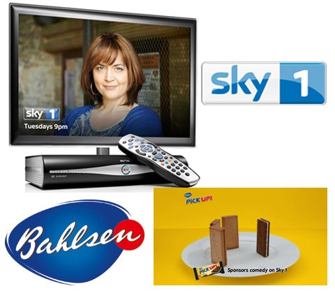 Win Sky subscription and PiCK UP! biscuits sweepstakes