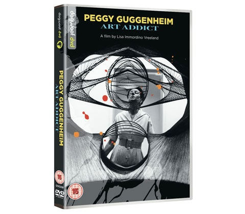 Peggy Guggenheim: Art Addict DVD sweepstakes