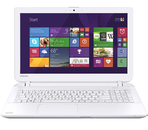 Win a Toshiba laptop sweepstakes