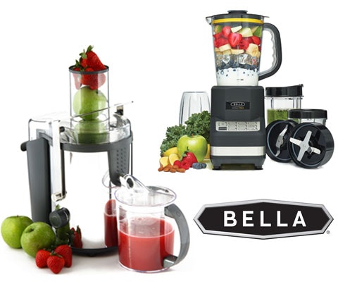 Win an Extract Pro Blender and Whole Fruit Juicer sweepstakes