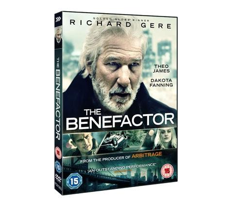 Benefactor DVD sweepstakes
