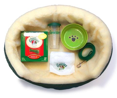 Win greenies prize pack