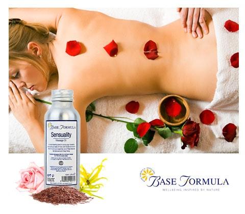 Sensuality Massage Oils sweepstakes