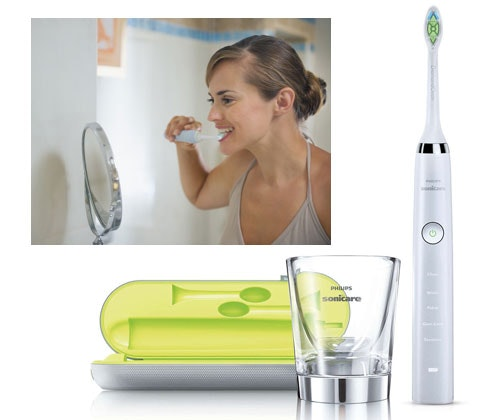 Win 2 x Philips Sonicare electric toothbrushes sweepstakes