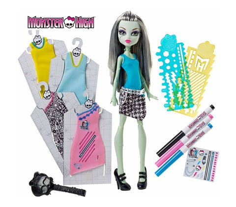 Monster High sweepstakes