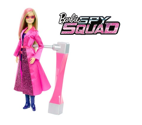 Barbie Spy Squad sweepstakes