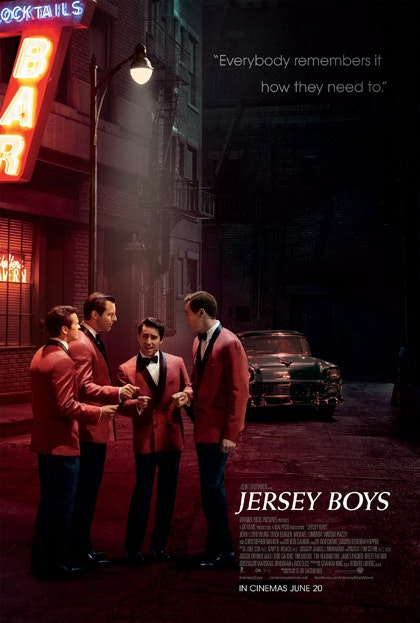 Jersey boys 1sheet uk date