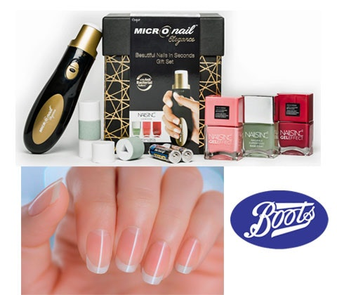MICRO Nail Elegance Gift Sets sweepstakes
