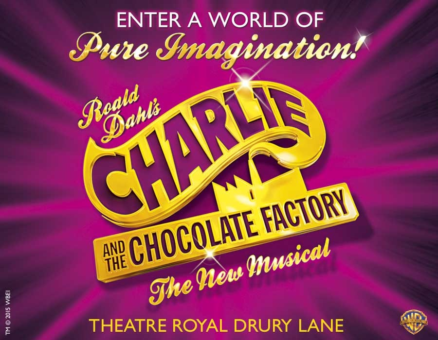 Charlie and the Chocolate Factory courtesy of Amazon Tickets sweepstakes